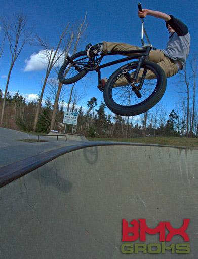 Lochlainn O'Leary BMX Lookback Air