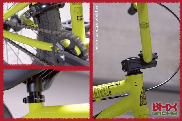 "Sunday Primer 16"" BMX Bike"