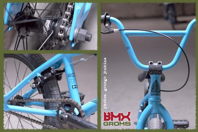 "The Sunday Primer 18"" BMX Bike"