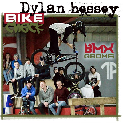 10 year old Dylan Hessey's 18 inch BMX Bike Check