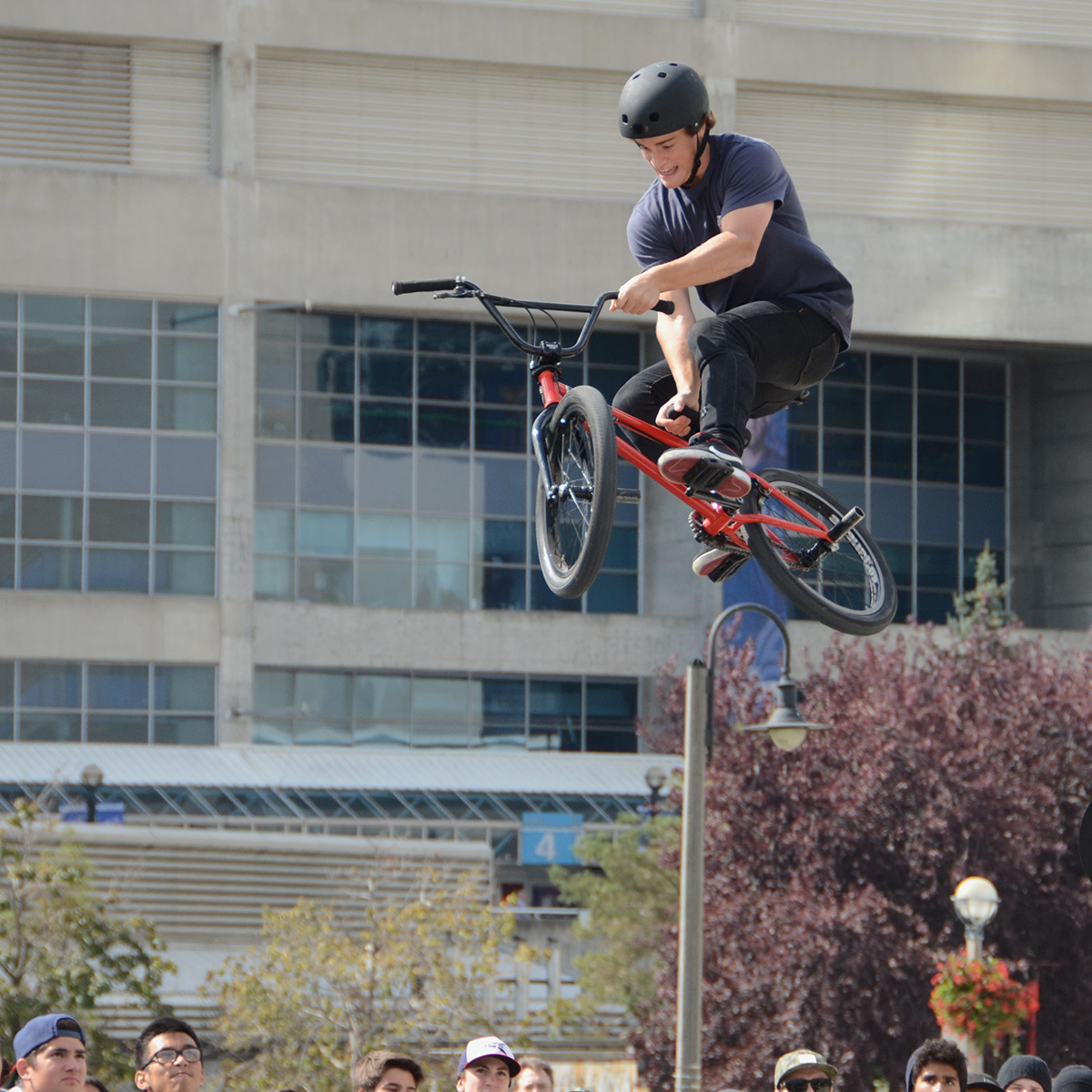 BMX Dew Tour Am Series in Toronto