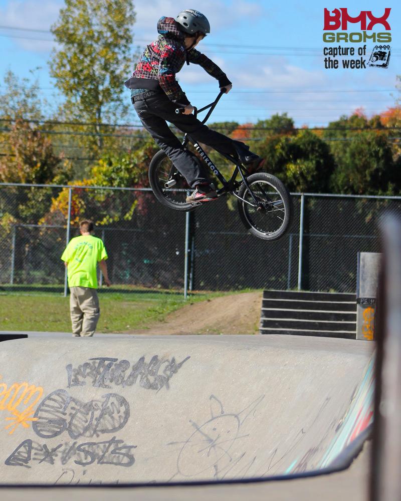 Matt Ganley BMX Groms Picture of the Week