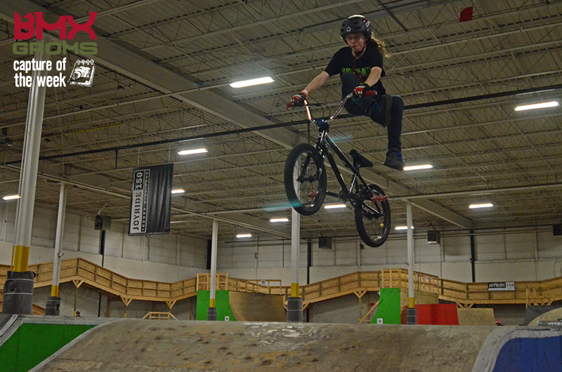 BMX Capture of the Week - BMX Girl Lily Melluso