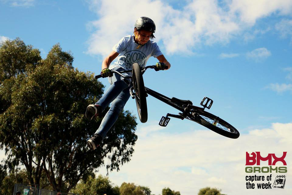 Alec Danelutti BMX Capture of the Week