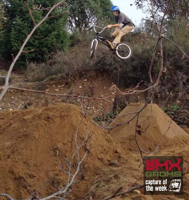 BMX Capture of the week Kiran Carcary