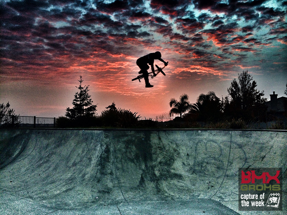 BMX Capture of the Week, Bryce Tryon