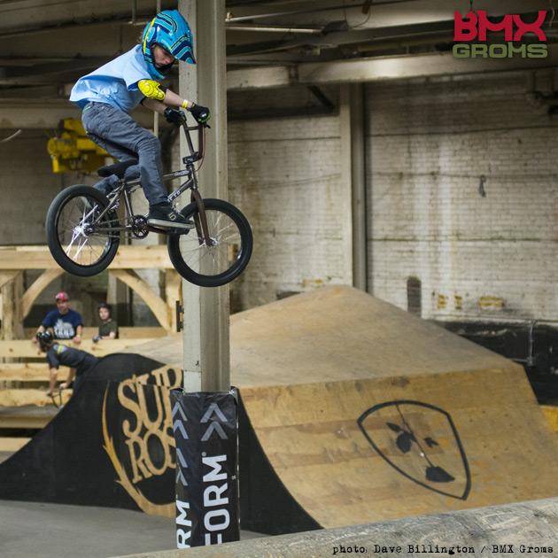 Lukas Halahan BMX Motowhip.