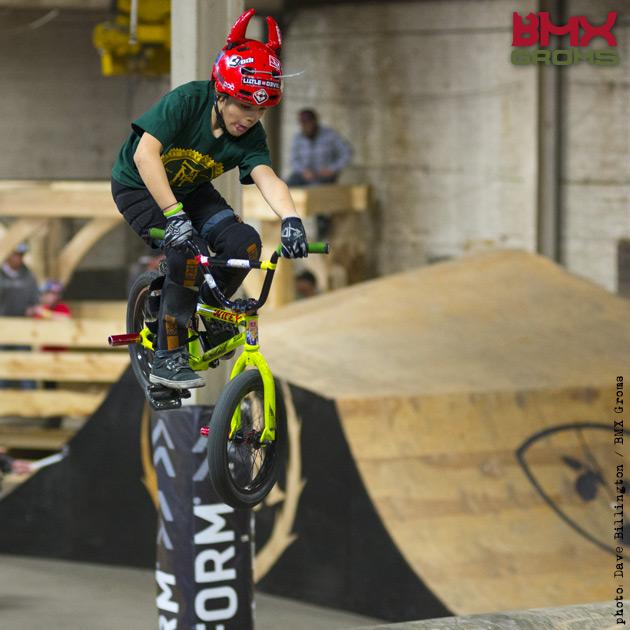 Dorian Giordano BMX Rider