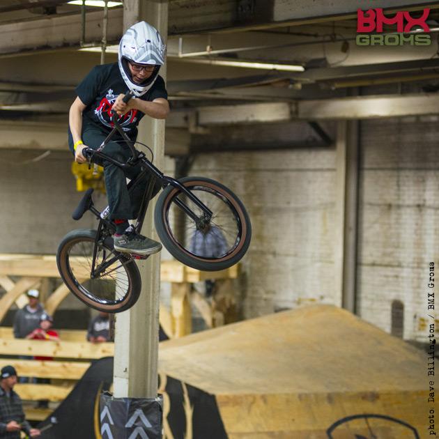 Next Generation Jam BMX Rider