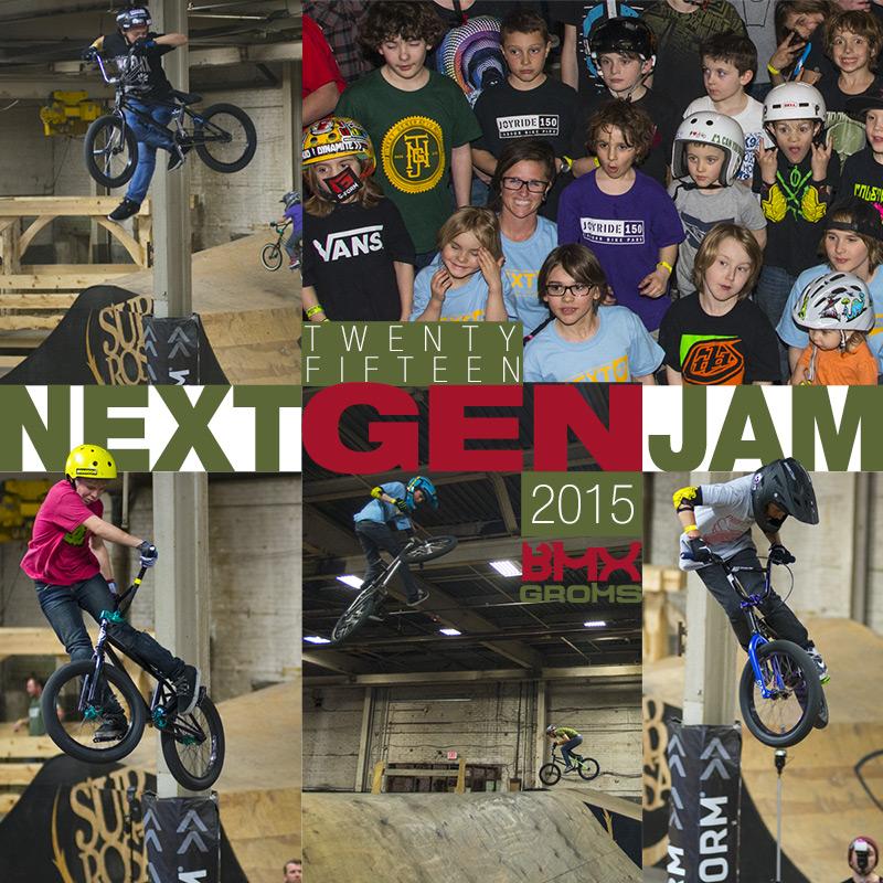 Next Generation BMX Jam 2015