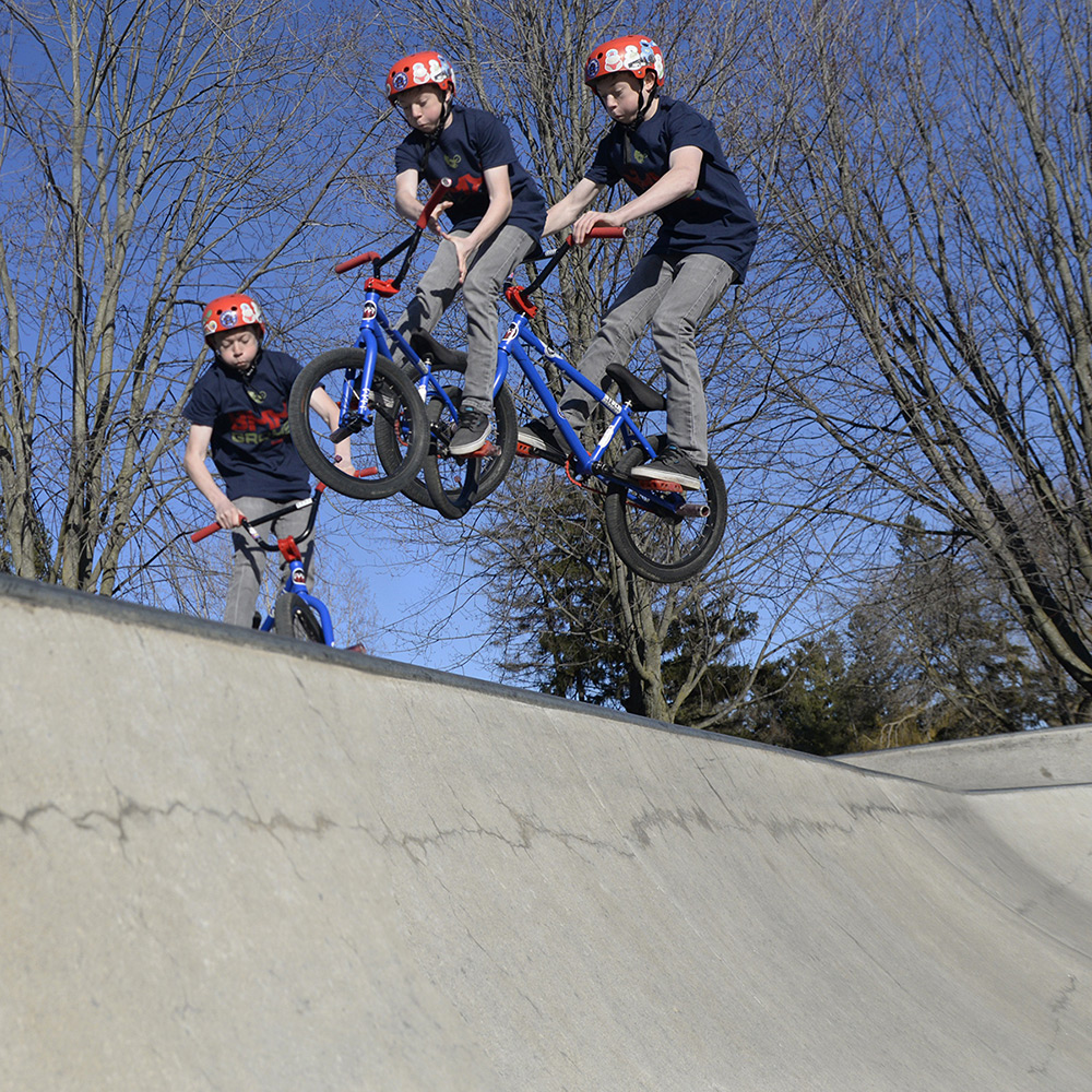 Cory Lahey - 18 inch Cult BMX, Ontario, Canada - BMX Groms T-Shirts