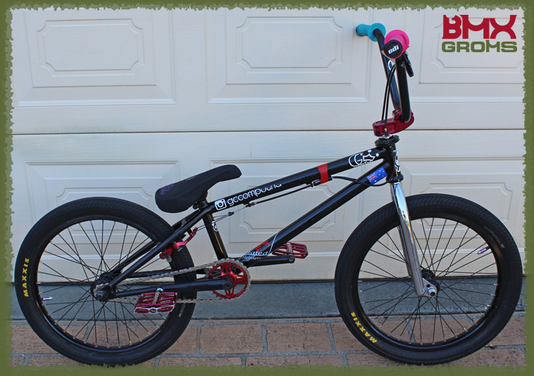 "Rylan Kindness Colony Sweet Tooth 20"" BMX Bike Check BMX Groms Overall"