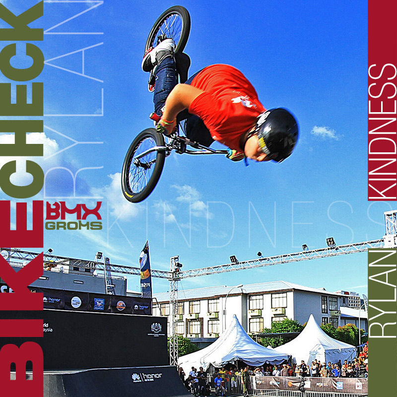 "Rylan Kindness Colony Sweet Tooth 20"" BMX Bike Check BMX Groms"