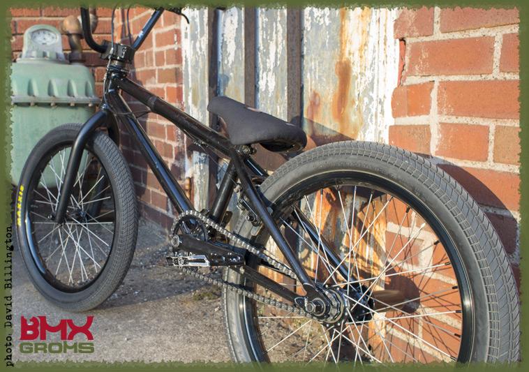 Brady Baker 20 inch BMX Bike Check