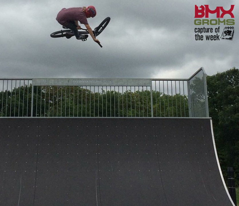 Jay Reynolds BMX Groms Capture of the Week