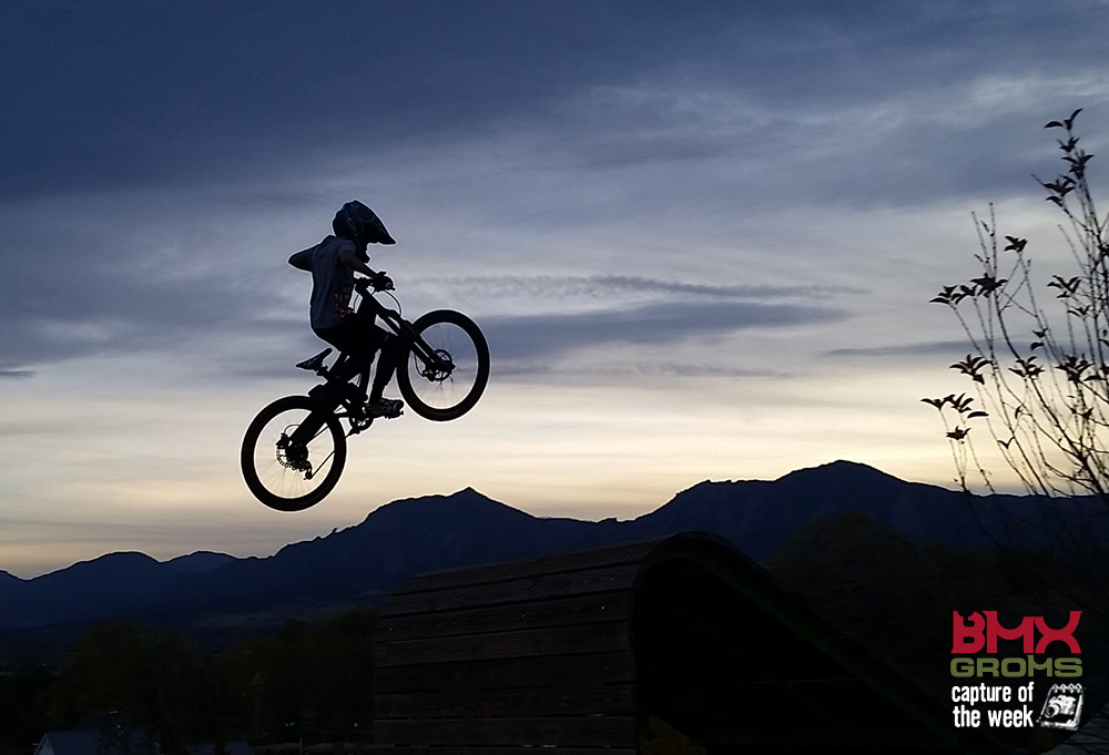 Jason Valmont MTB BMX Groms Picture of the week