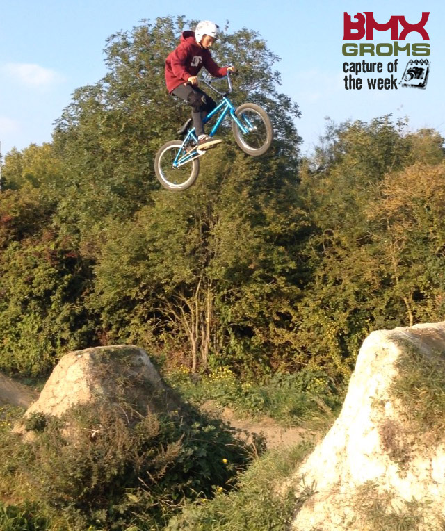 Charlie Dormer BMX Trails Picture of the Week