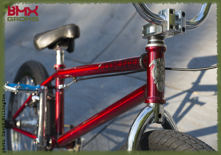 Jayden Mucha Kink BMX Bike Check Side View
