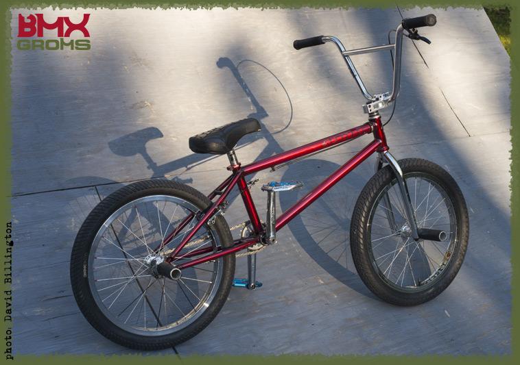 Jayden Mucha Kink BMX Bike Check