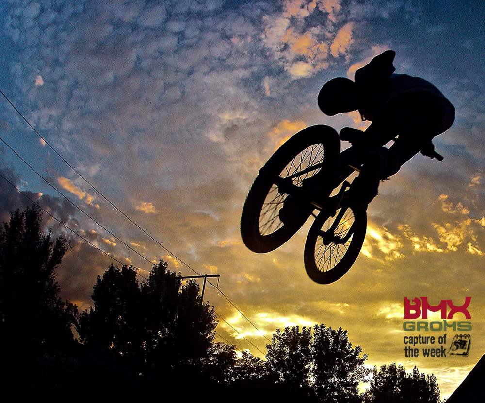 Luke Whitlock BMX Groms Capture of the Week