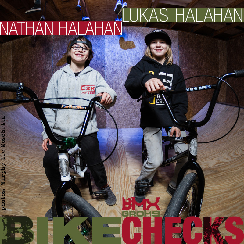 Halahan 2016 FBM BMX Bike Checks