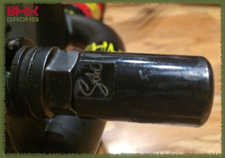Jensen Anders 12 Inch Cult Juvi BMX Bike Check Stolen Pegs