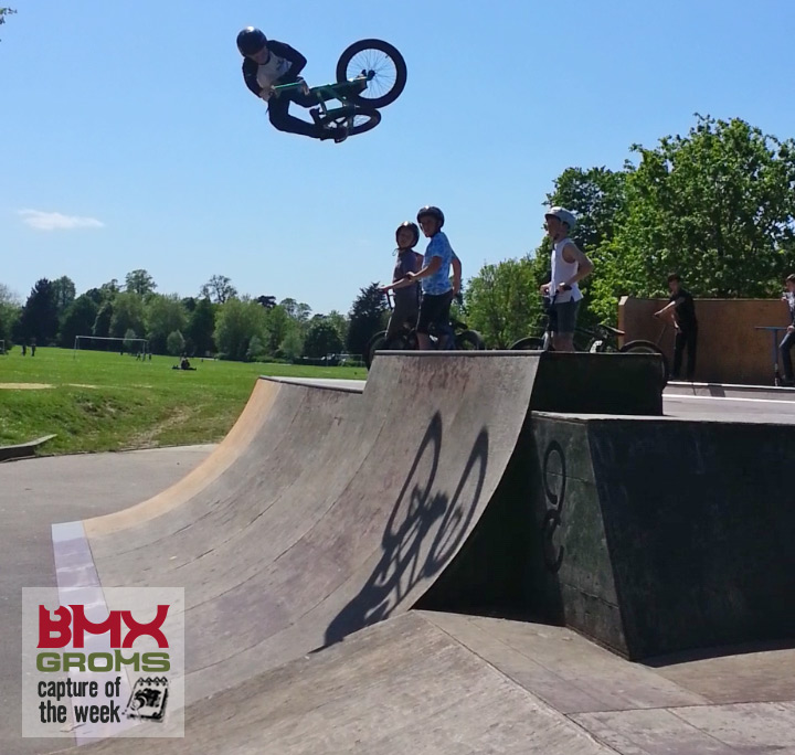 Josh Cunningham BMX Groms Picture of the Week