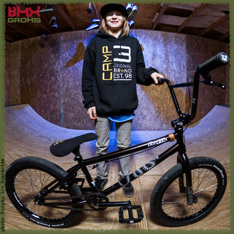 Lukas Halahan FBM BMX Bike Check 2016