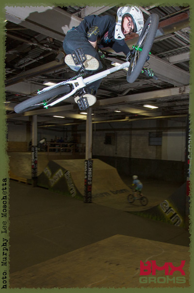 Nathan Halahan FBM BMX Bike Check 2016 Table Air