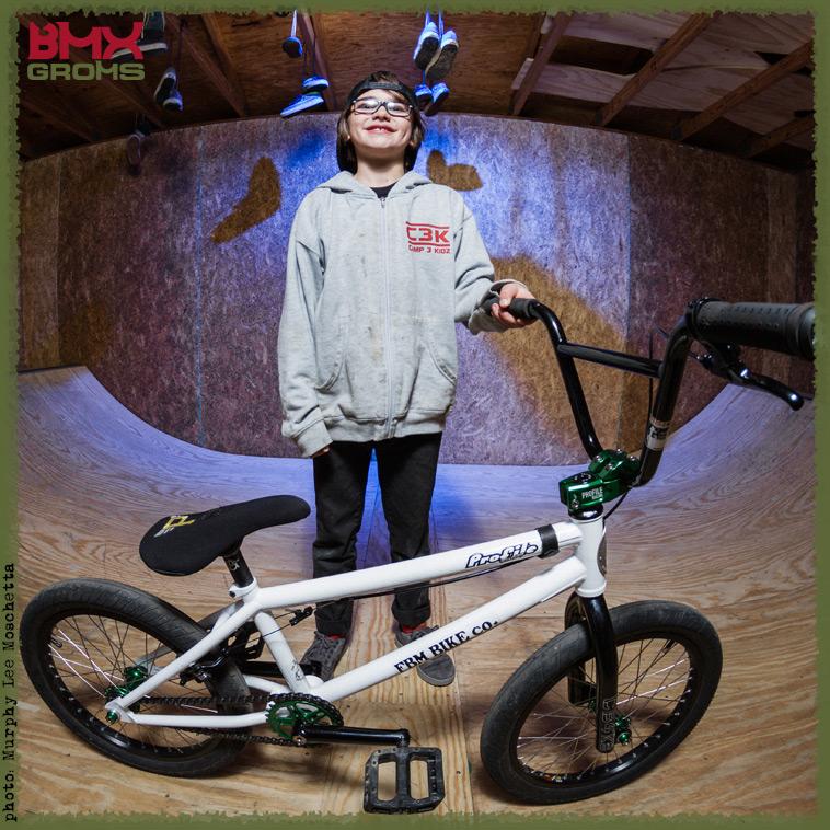 Nathan Halahan FBM BMX Bike Check 2016