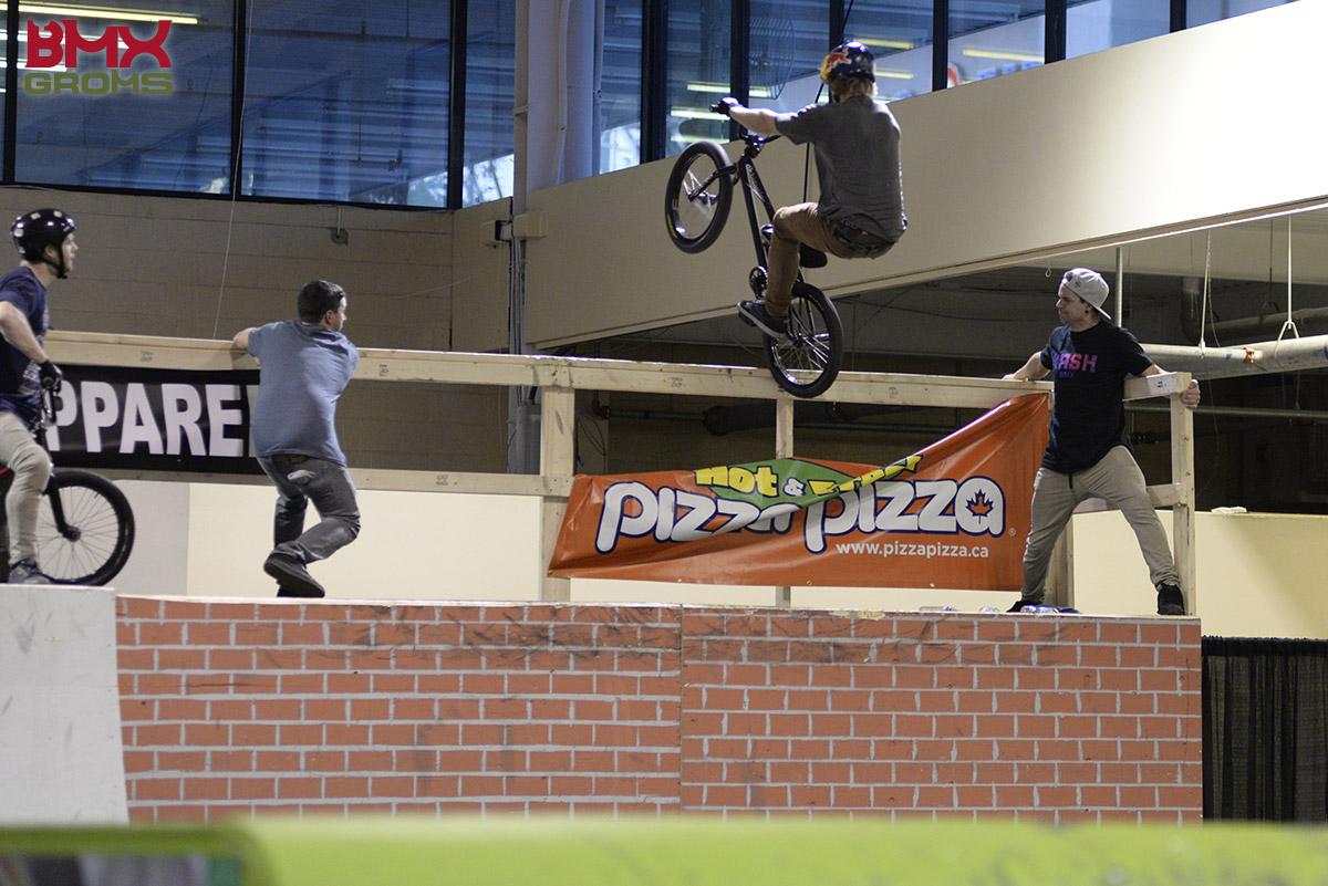 Drew Bezanson Toronto BMX Jam 2016
