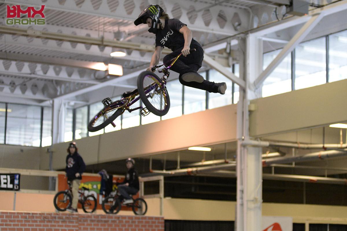 Eddie Rovi Toronto BMX Jam 2016