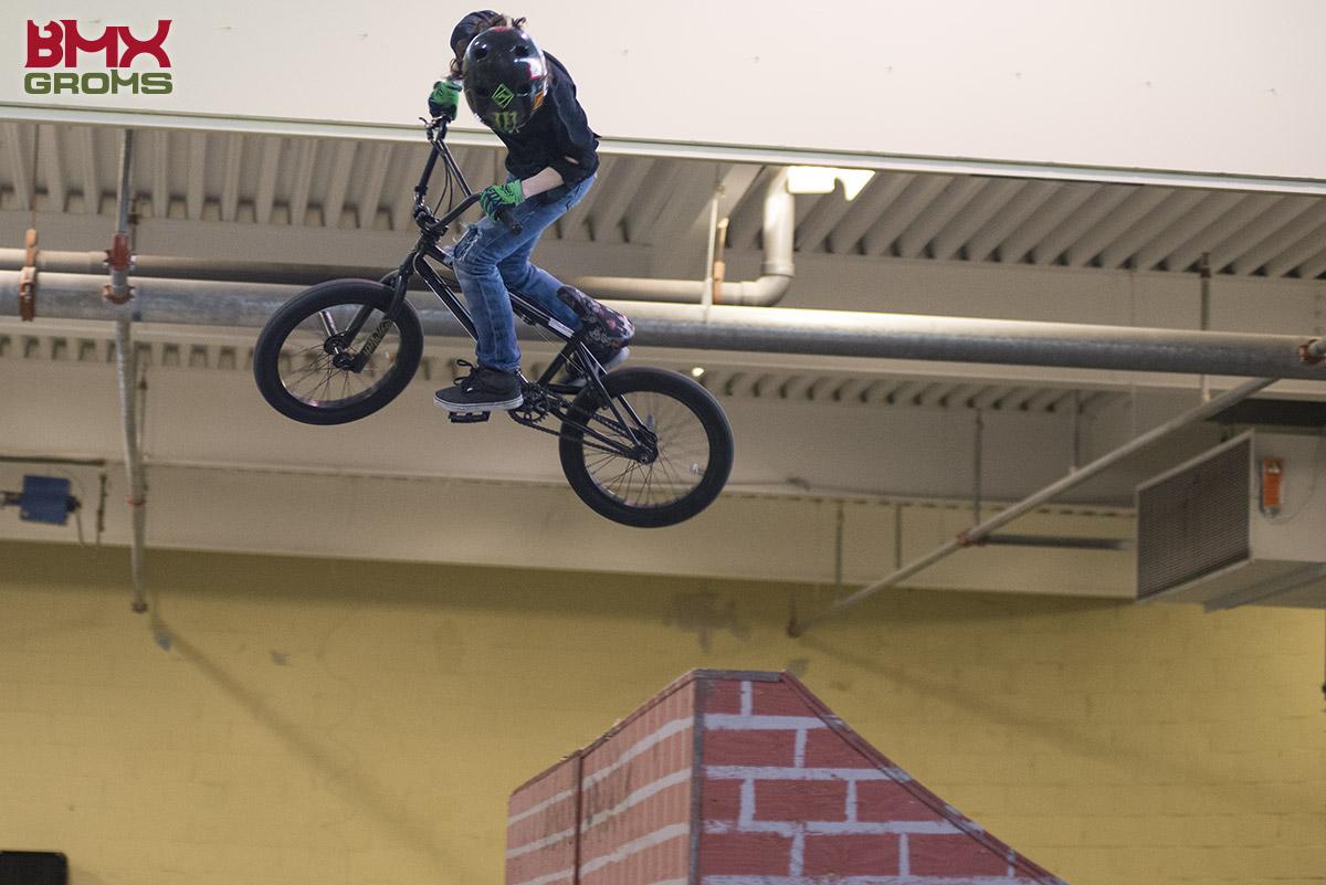 Ben Weber-Kramer Toronto BMX Jam 2016