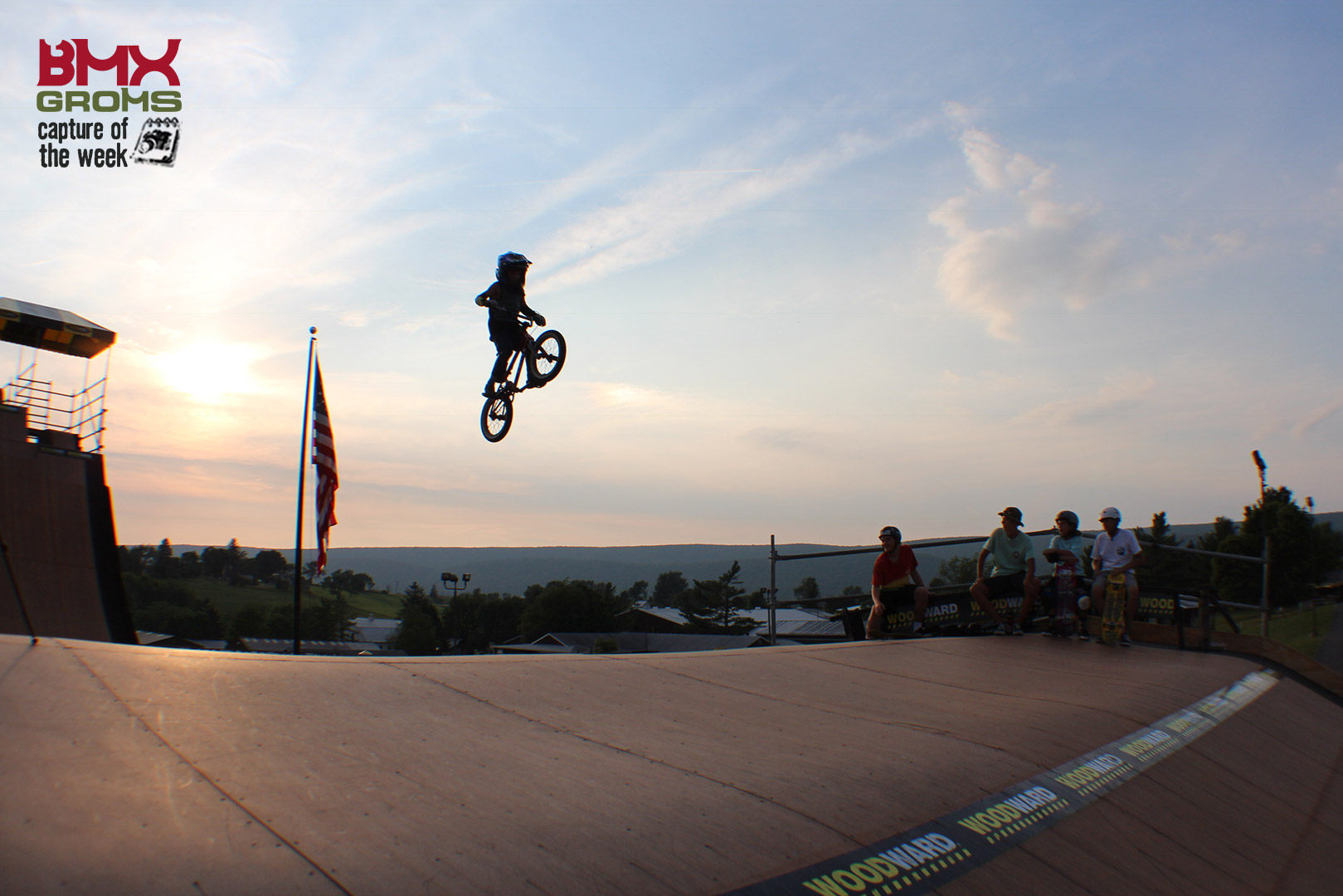 Jake Rutkowitz Bmx Groms Picture of the Week