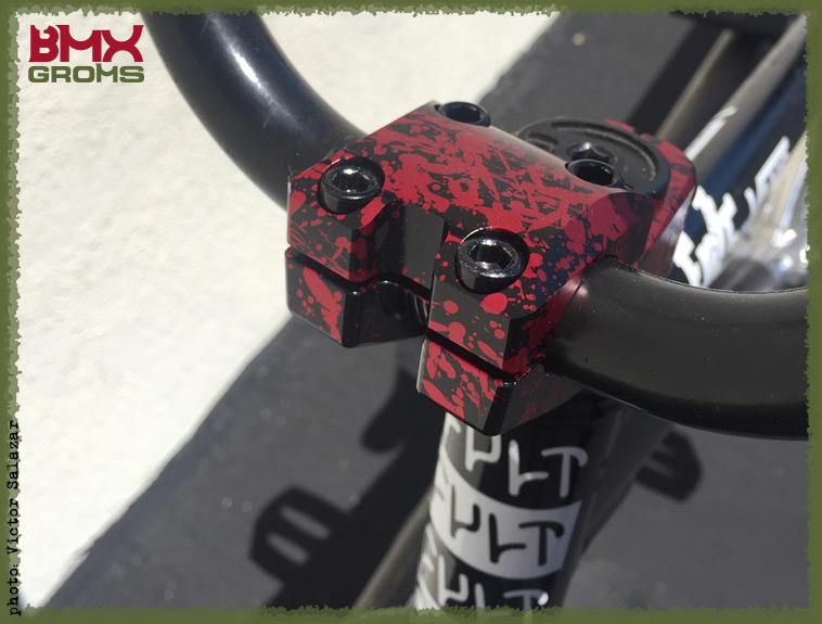 Max Vu BMX Bike Check Stem