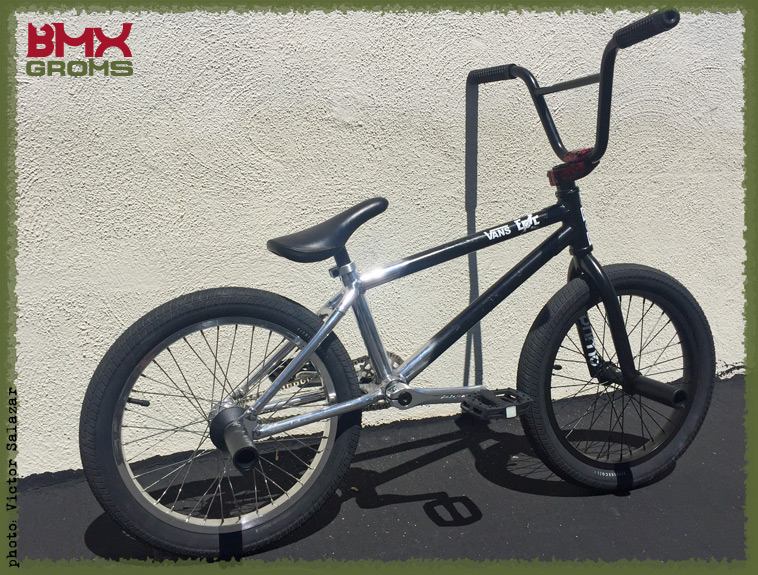 Max Vu Cult Juvi 18 Inch BMX Bike Check