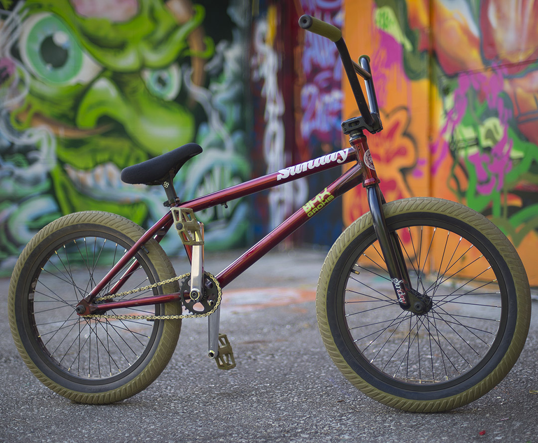 BMX Bike Photography How-To