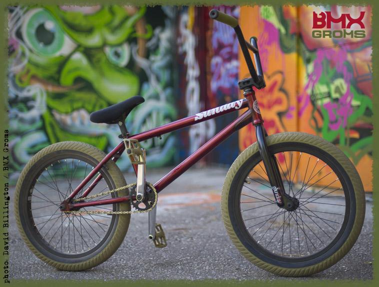 BMX Groms build Sunday Radocaster