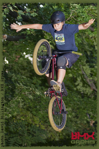 Nahum Tuck No Hander Air