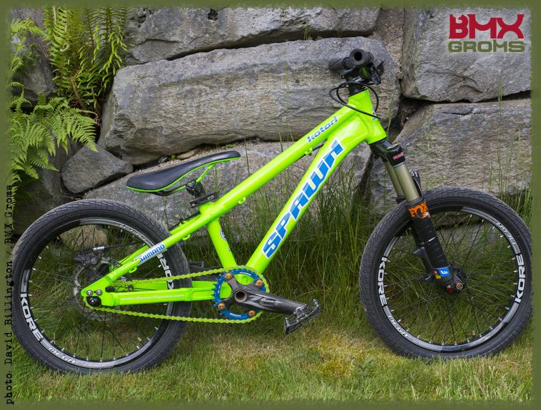 Jackson Goldstone Spawn Bikes MTB