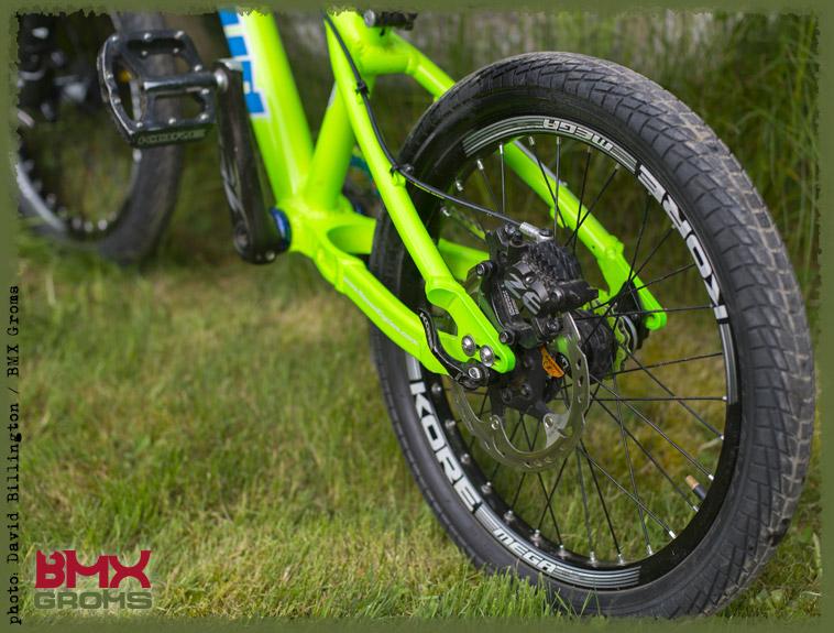 Jackson Goldstone Spawn Bikes MTB Drivetrain