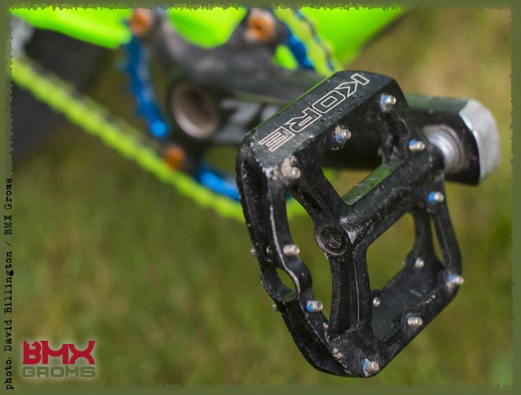 Jackson Goldstone Spawn Bikes MTB Pedal
