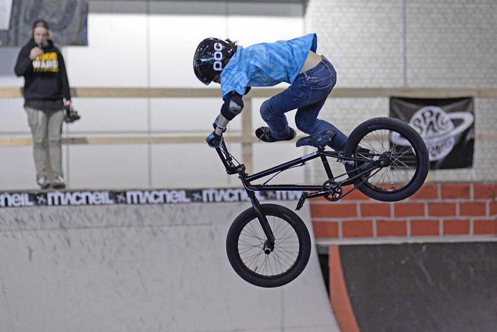 Ben Weber-Kramer Toronto BMX Jam 2017