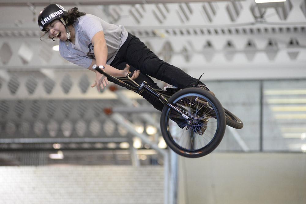 Carlos Deleon Toronto BMX Jam 2017