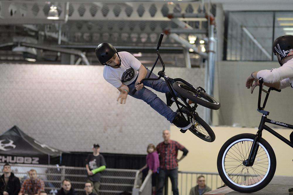 Gage Rohfritsch Toronto BMX Jam 2017