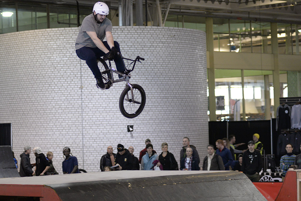 T-Bog Toronto BMX Jam 2017