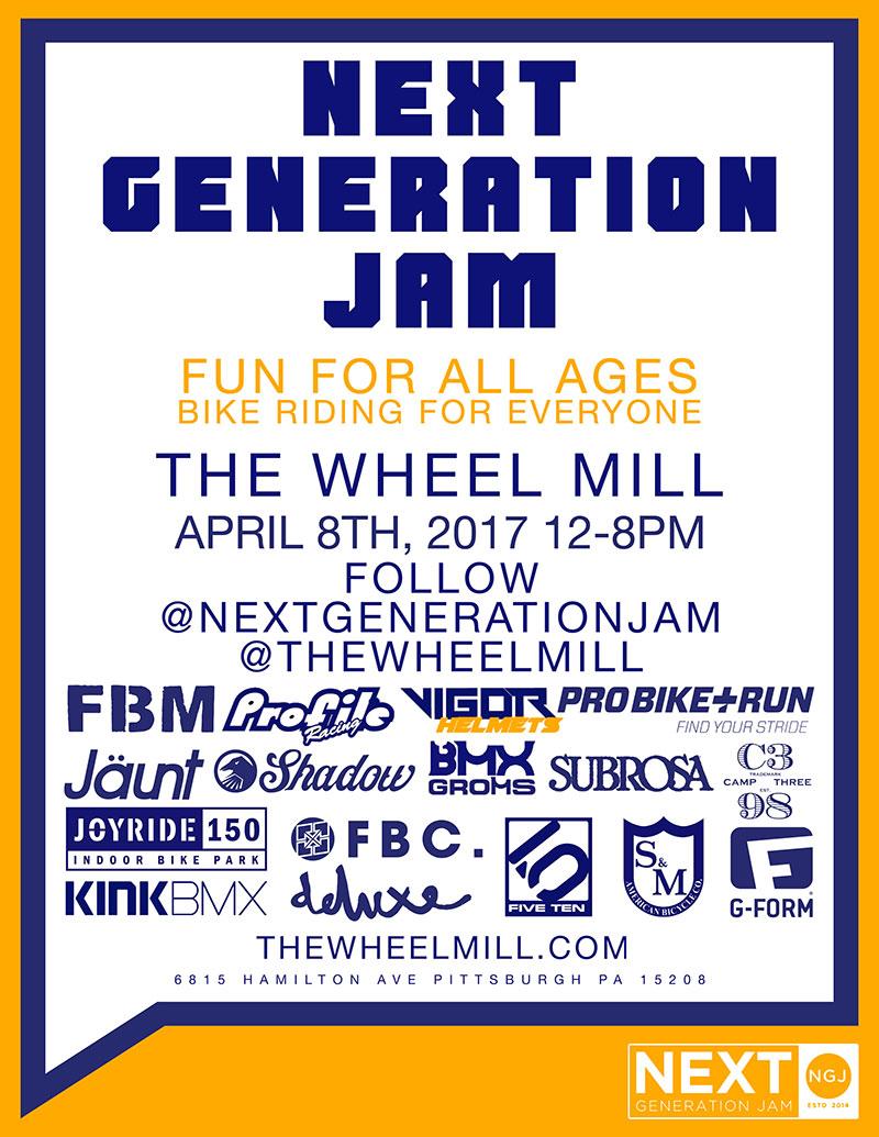 Next Gen Jam 2017