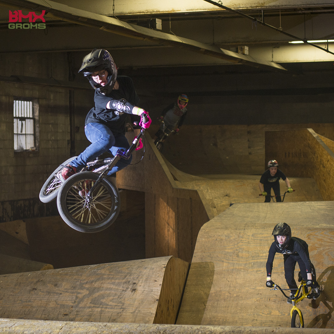 Next Generation BMX Jam 2018 Woods Jump Room Jam