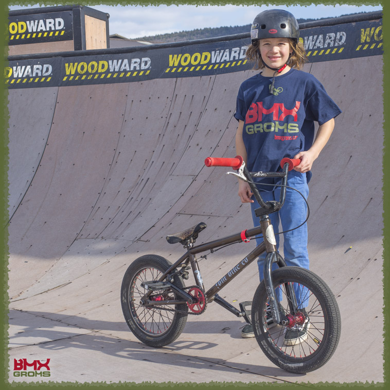 Jake Rutkowitz 16 Inch FBM Bike Check
