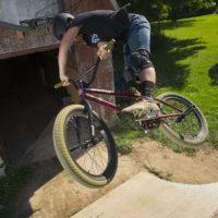 Backyard BMX Barn and Ramps